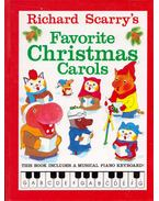 Richard Scarry's Favorite Christmas Carols - Richard Scarry