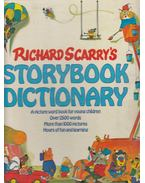 Richard Scarry's Storybook Dictionary - Richard Scarry