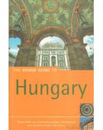 The Rough Guide to Hungary - Richardson, Dan, Longley, Norm, Hebbert, Charles