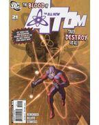 The All new Atom 21. - Rick Remender, Olliffe, Pat