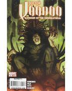 Doctor Voodoo: Avenger of the Supernatural No. 4. - Rick Remender, Palo, Jefte