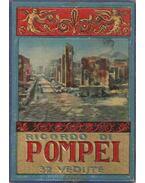 Ricordo di Pompei - 32 vedute