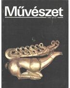 Művészet 1986. február - Rideg Gábor
