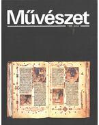 Művészet 1986. július - Rideg Gábor