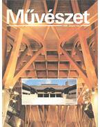 Művészet 1986. szeptember - Rideg Gábor