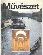 Művészet 1987. április - Rideg Gábor