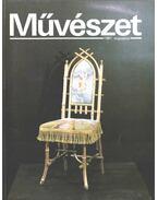 Művészet 1987. augusztus - Rideg Gábor