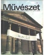 Művészet 1987. március - Rideg Gábor
