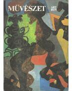 Művészet 1989/9 - Rideg Gábor