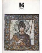 Művészet 74/12 - Rideg Gábor