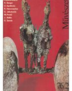 Művészet 76/2 - Rideg Gábor