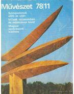 Művészet 78/11 - Rideg Gábor