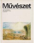 Művészet XXIV. évf. 1983/8. szám - Rideg Gábor
