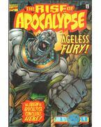 The Rise of Apocalypse No. 4 - Kavanagh, Terry, Williams, Anthony, Felder, J., Pollina, Adam