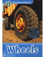 Wheels - CD Inside - Oxford Read and Discover 1 - Oxford Read and Discover 1 - Rob Sved
