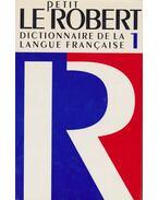 Le Petit Robert 1. - Robert, Paul