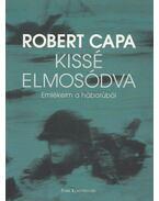 Kissé elmosódva - Robert Capa