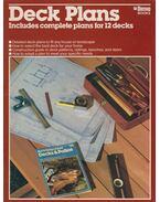 Deck Plans - Robert J. Beckstrom