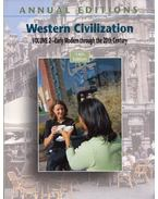 Western Civilization Volume 2: Early Modern through the 20th Century - Robert L. Lembright