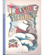 Treasure Island - Stage 2 (+CD) - Robert Louis Stevenson