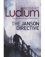 The Janson Directive - Robert Ludlum