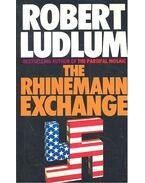 The Rhinemann Exchange - Robert Ludlum