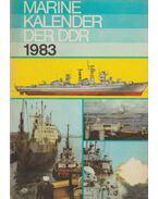 Marine Kalender der DDR 1983 - Robert Rosentreter, Dieter Flohr