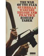 The war of the flea - Robert Taber