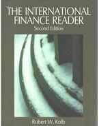 The International Finance Reader - Robert W. Kolb