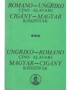 Romano-ungriko cino alavari - Cigány-magyar kisszótár - Choli Daróczi József-Feyér Levente