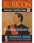 Rubicon 2012/9-10. - Romsics Ignác, Miklós Péter, Oláh András Pál, B. Stenge Csaba