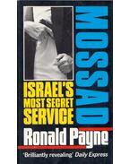 Mossad: Israel's Most Secret Service - Ronald Payne