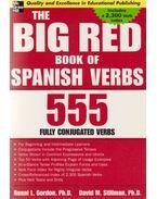 The Big Red Book of Spanish Verbs - Ronni L. Gordon, David M. Stillman