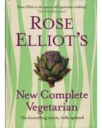 Rose Elliot's New Complete Vegetarian - Rose Elliot