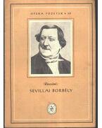 Sevillai borbély - Rossini