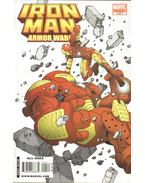 Iron Man & the Armor Wars No. 4 - Rousseau, Craig, Caramagna, Joe