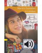 Marias Summer in London - Oxford Bookworms Library 1 - MP3 Pack - Rowena Wakefield