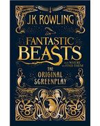 FANTASTIC BEASTS AN WHERE TO FIND THEM - ROWLING, J. K.