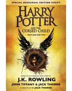 Harry Potter and the Cursed Child - ROWLINK, J. K.