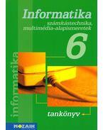 Informatika 6. - Rozgonyi-Borus Ferenc