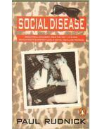 Social Disease (angol-nyelvű) - Rudnick, Paul