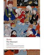 The Masnavi - Book Three - RUMI, JALAL AL-DIN