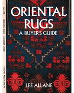 Oriental Rugs - Lee Allane
