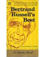Bertrand Russell's Best - Russell, Bertrand