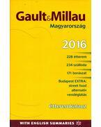 Gault&Millau Magyarország 2016 - Ruttkay Helga