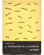 A matematika és a filozófia határán - Ruzsa Imre