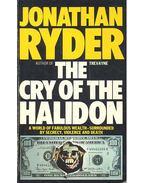 The Cry of the Halidon - RYDER, JONATHAN