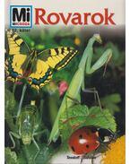 Rovarok - Sabine Steghaus-Kovac