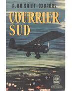 Courrier sud - Saint-Exupéry, Antoine de