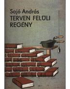 Terven felüli regény - Sajó András